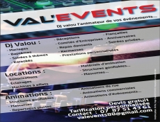 Val'Events