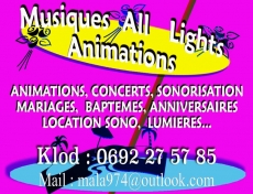 Musiques All Lights Animations